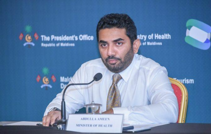 maldives covid news